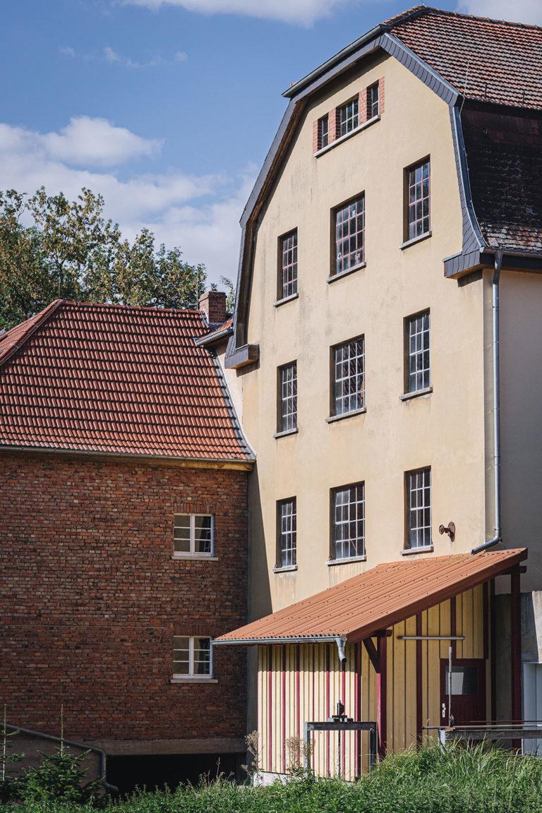 Cux-Mühle in Werningshausen (Sömmerda, Thüringen)
