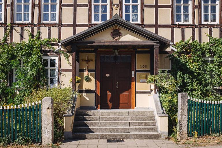 Pfarrhaus in Werningshausen (Sömmerda, Thüringen)