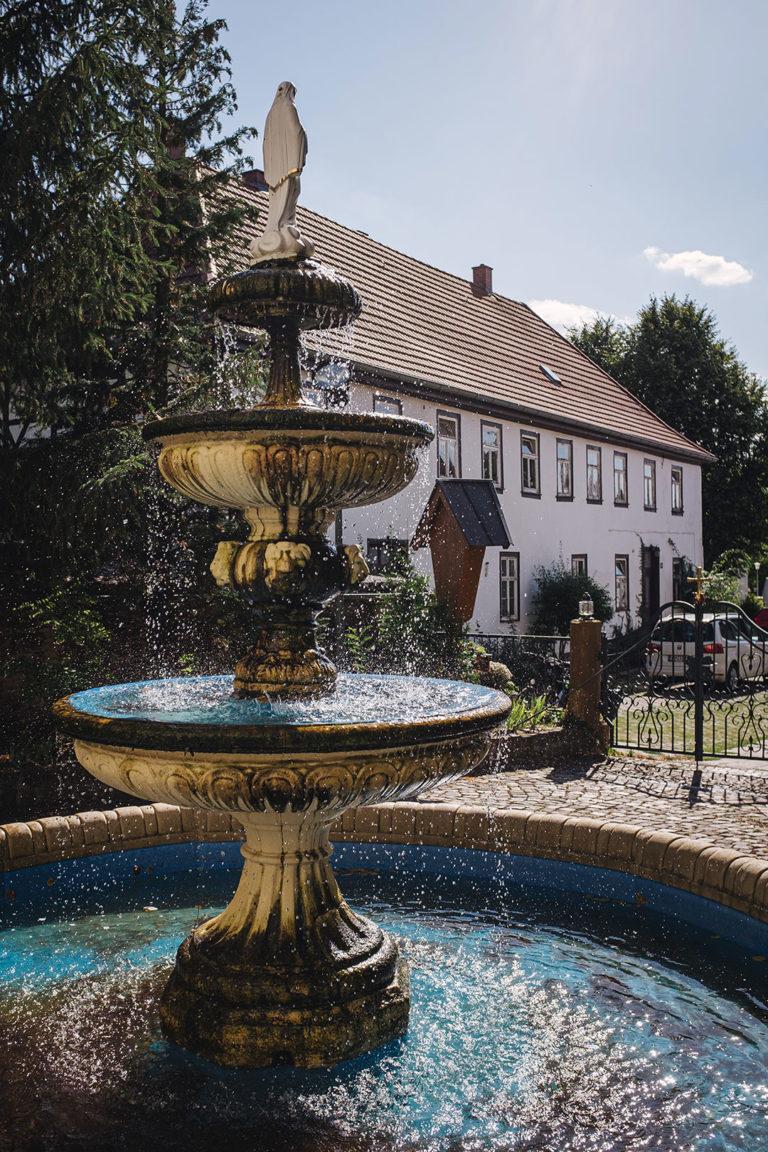 Brunnen in Werningshausen (Sömmerda, Thüringen)