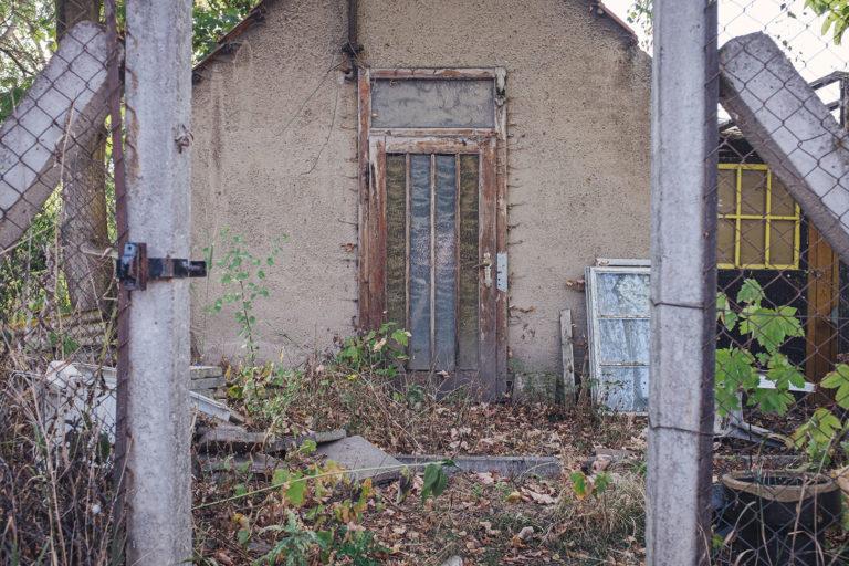 Verlassenes Haus in Werningshausen (Sömmerda, Thüringen)