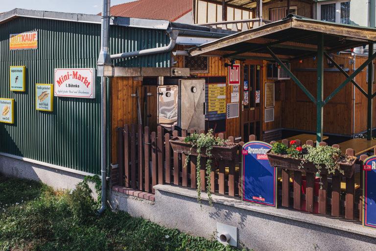 Mini-Markt in Werningshausen (Sömmerda, Thüringen)