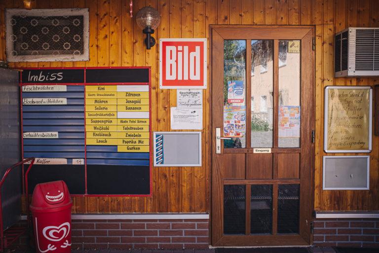 Laden in Werningshausen (Sömmerda, Thüringen)