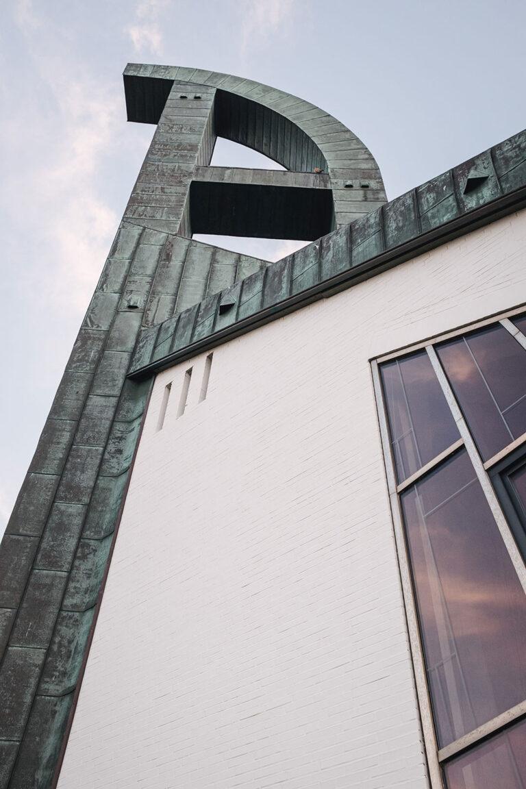 St. Nikolaus Kirche auf Langeoog (Wittmund, Niedersachsen)